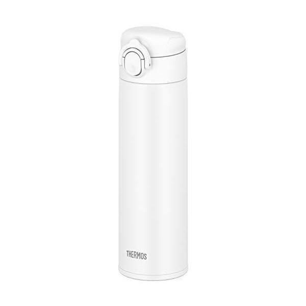 サーモス 人気 水筒 真空断熱ケータイマグ ワンタッチオープンタイプ 0.5L ホワイト 保冷 食洗機対応 WH 保温 ショッピング JOK-500