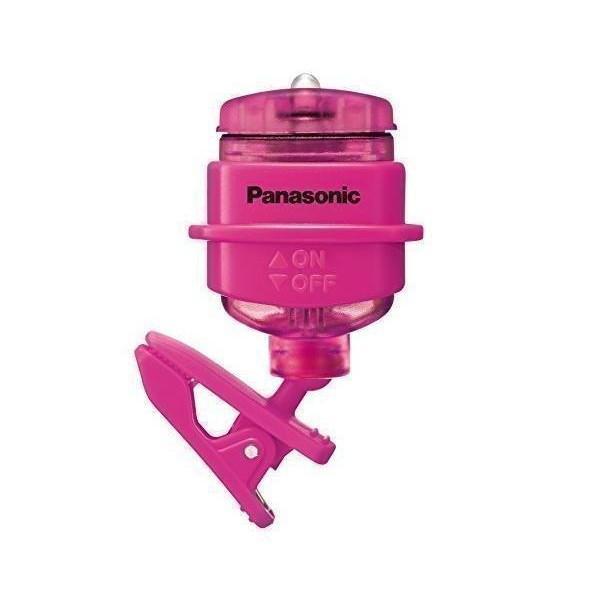 安い 激安 プチプラ 5%OFF 高品質 パナソニック LEDクリップライト BF-AF20P-R ビビッドピンク