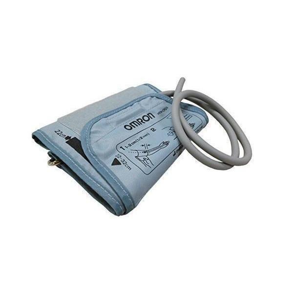 オムロン HEM-CUFF-R24GY 電子血圧計 受注生産品 上腕式用 交換腕帯 OMRON 22~32cm 適応腕周 数量限定