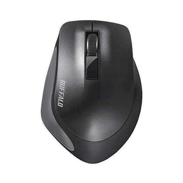 バッファロー BSMBW300MBK ブラック 3ボタンプレミアムフィットマウス 人気海外一番 交換無料 無線BlueLED