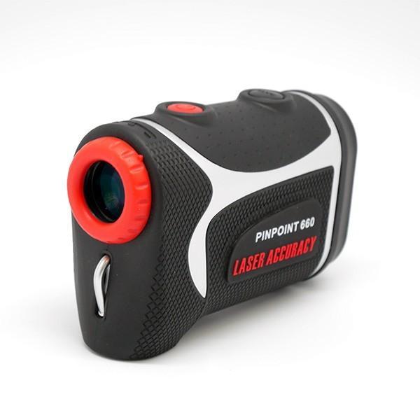 【最終特価】PINPOINT660 カバーC01セット ゴルフレーザー距離計(専用ケース・ストラップ付)高低差対応・防水仕様 レーザーアキュラシー ピンポイント laseraccuracy 03