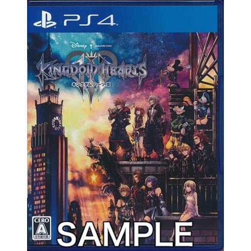 KINGDOM HEARTS III 【PS4】 lashinbangtsuuhan