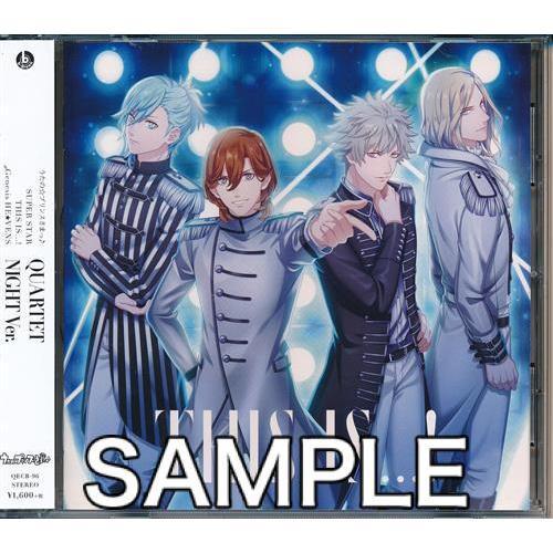 うたの☆プリンスさまっ 絶品 SUPER ●手数料無料!! STAR THIS IS... Genesis NIGHT QUARTET Ver.
