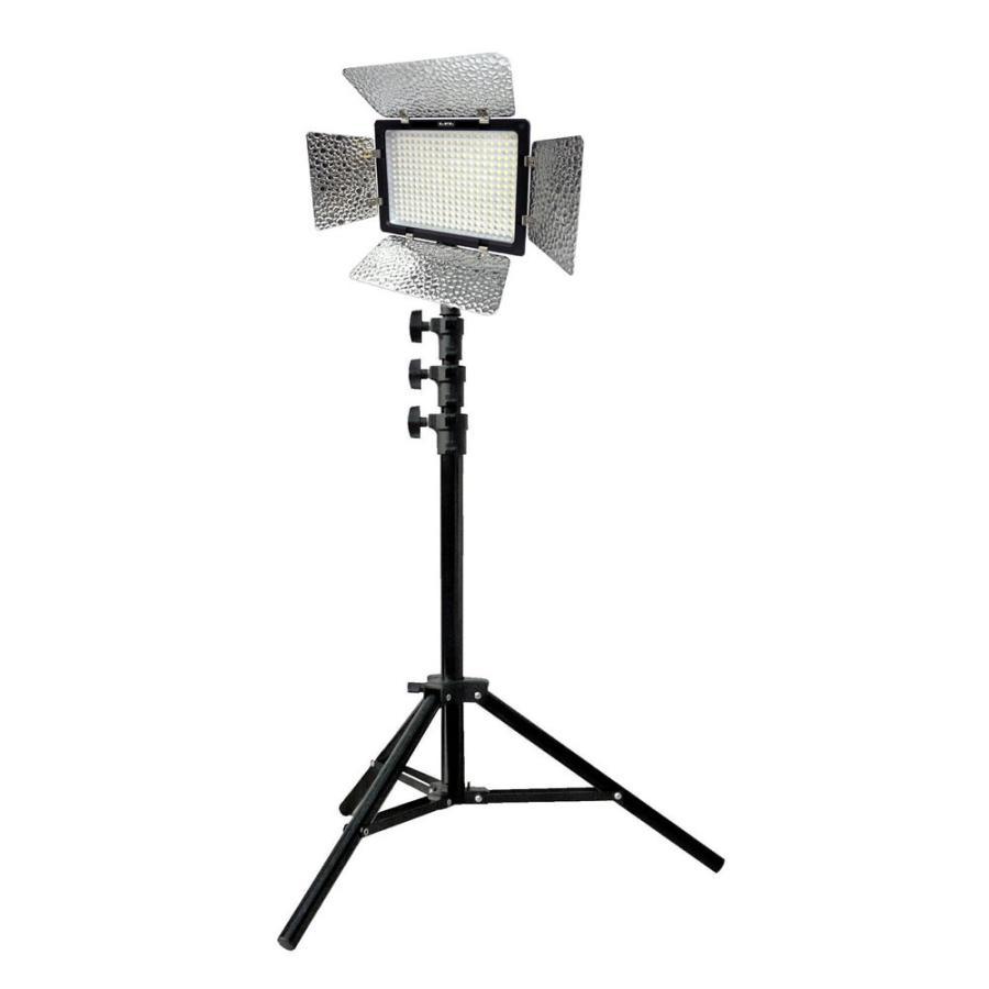 【スーパーセール】 LPL LEDバッテリー照明 LPL VL7200CX/K1 ビデオ/デジカメ用 VL7200CX/K1 LEDライト LEDライト VLシリーズ ライトスタンドセット, APNショップ:2dc8c8d3 --- viewmap.org