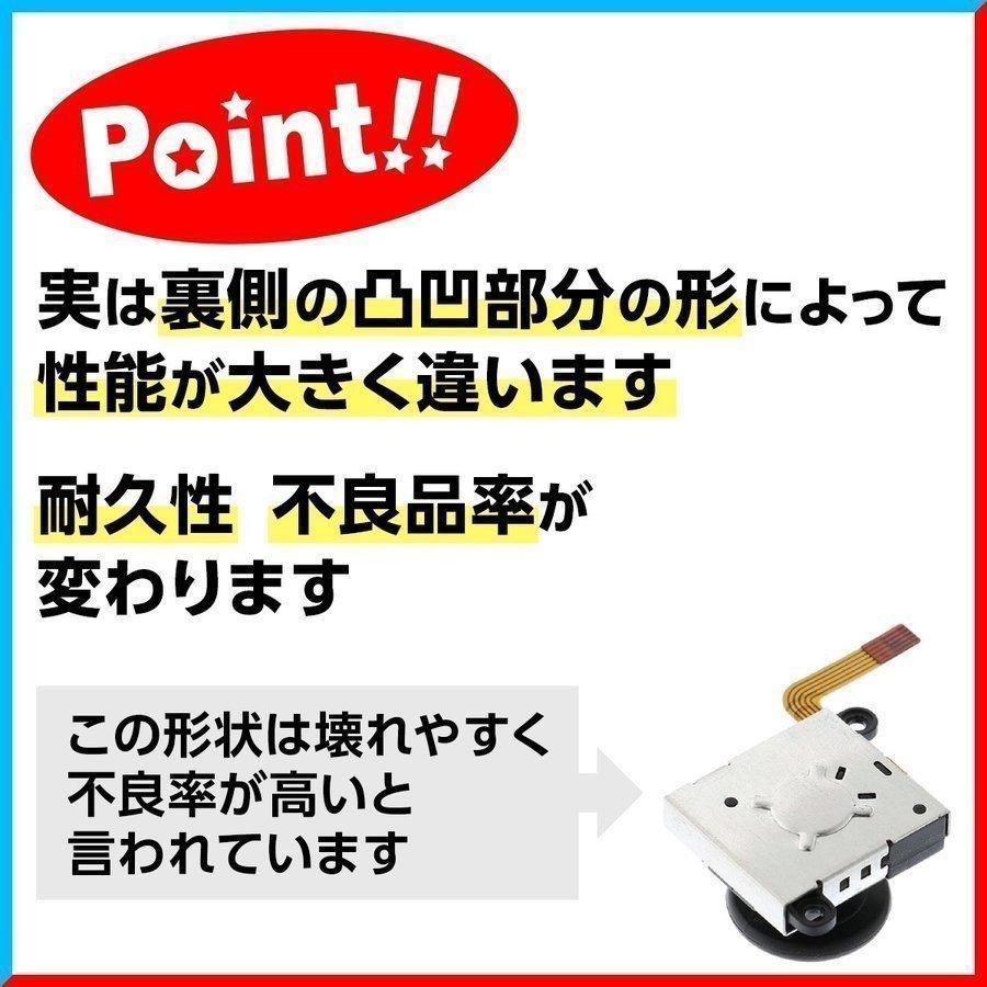 任天堂スイッチ Joy-Con 修理キット 修理セット 修理交換用パーツ スイッチ コントローラー laundly 11