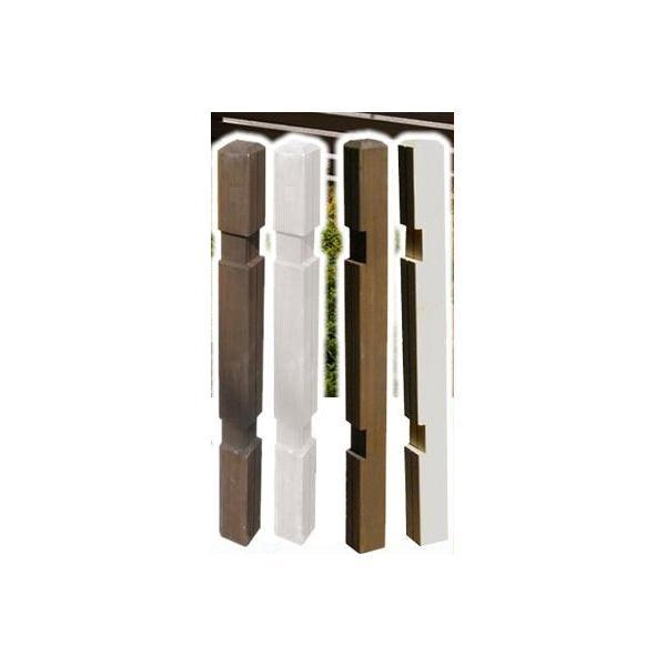 ウッドフェンス用ポール950(ロータイプ)単品販売 激安セール アウトレット価格 lavender-house