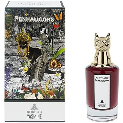 ペンハリガン PENHALIGON'S ザ バーウィッチング ヤスミン オードパルファム EDP SP 75ml 女性用香水 正規品