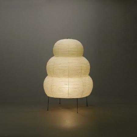 25N IsamuNoguchi イサムノグチ AKARI あかり スタンドライト 和紙 75018