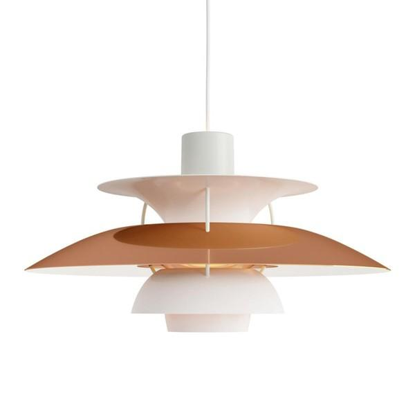 Louis Poulsen ルイスポールセン PH5 ペンダントライト カッパー (LED電球付) PH5 Copper 【正規品】【送料無料】