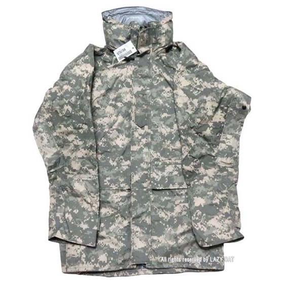 米軍 ECWCS Gen2 ACUゴアテックスパーカー Gore Tex表記無し 受注生産品 希少 UCP