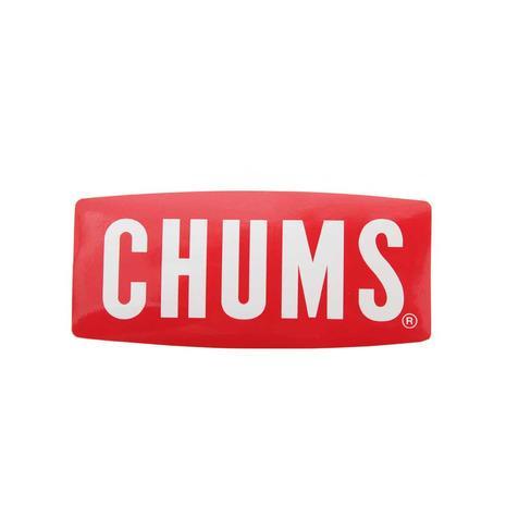 好きな商品3点以上で10%OFFクーポン☆9 1限定 チャムス CHUMS STICKER 着後レビューで 送料無料 キャンペーンもお見逃しなく CH62-1072-0000-00 S シール LOGO
