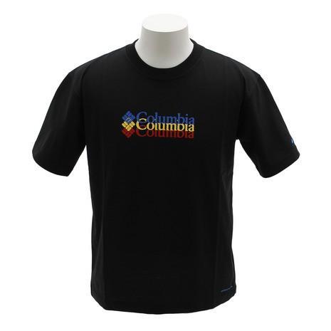 コロンビア Sanpoil Falls 半袖 Tシャツ