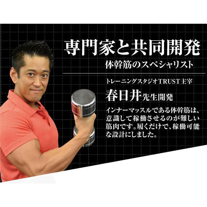 体幹筋エクサインソール ツインボール ダイエットインソール 中敷き 極薄 レディース 体幹トレーニング 履くだけ ダイエット ウォーキング|le-cure|08