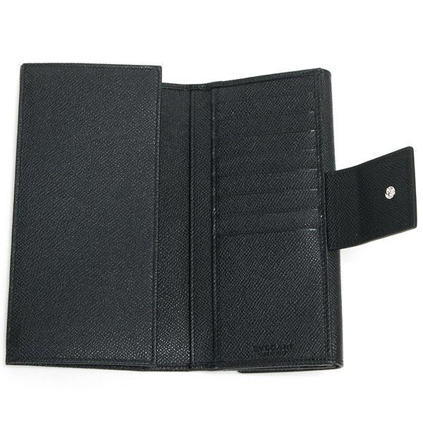 ブルガリ 財布 レディース 長財布 ブランド 二つ折り 本革 レザー ブラック 黒 30416 BLACK 正規品 シンプル 新品 新作 2021年 ギフト プレゼント 名入れ le-premier 04