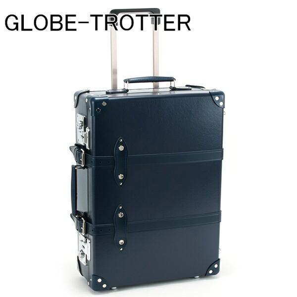 グローブトロッター キャリーケース スーツケース 20 CENTENARY センテナリー ネイビー GTCNTNN20TC NAVY/NAVY