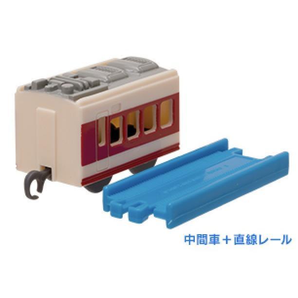 【E653系国鉄色 (中間車) +直線レール】 カプセルプラレール 会いに行こう!話題列車編 OG lead-netstore
