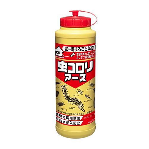 LC05 アース製薬 虫コロリアース 粉剤 550g|lead
