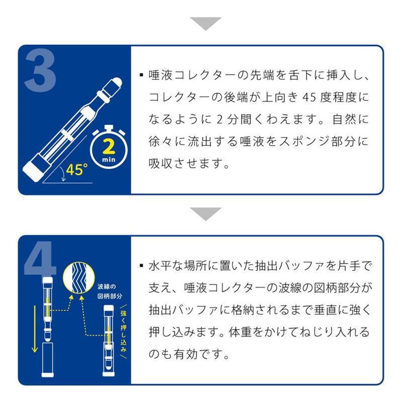 コロナ検査キット 研究用 日本製 送料無料 10個セット 抗原検査ペン型デバイス Toamit 抗原検査キット 唾液 PCR検査キット 精度99.4%以上 変異株 東亜産業|leathercity|06