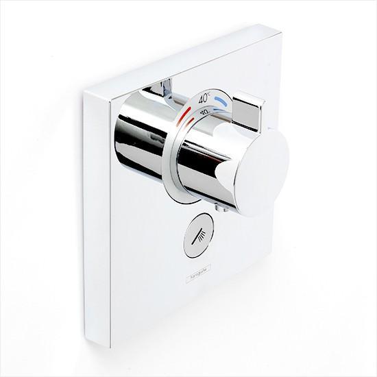 Hansgrohe ハンスグローエ SHOWERSELECT シャワーセレクト 埋込式ハイフローサーモスタット混合水栓 [15761000]|leben|03