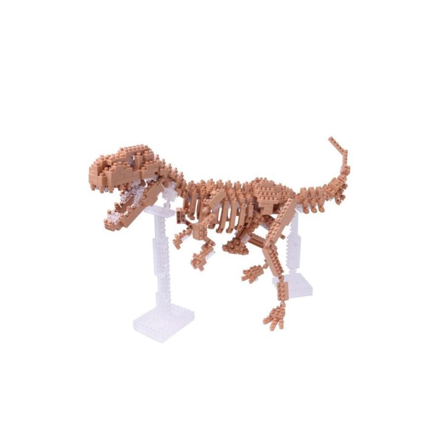 ナノブロック ティラノサウルス骨格モデル NBM-012|lechantilly