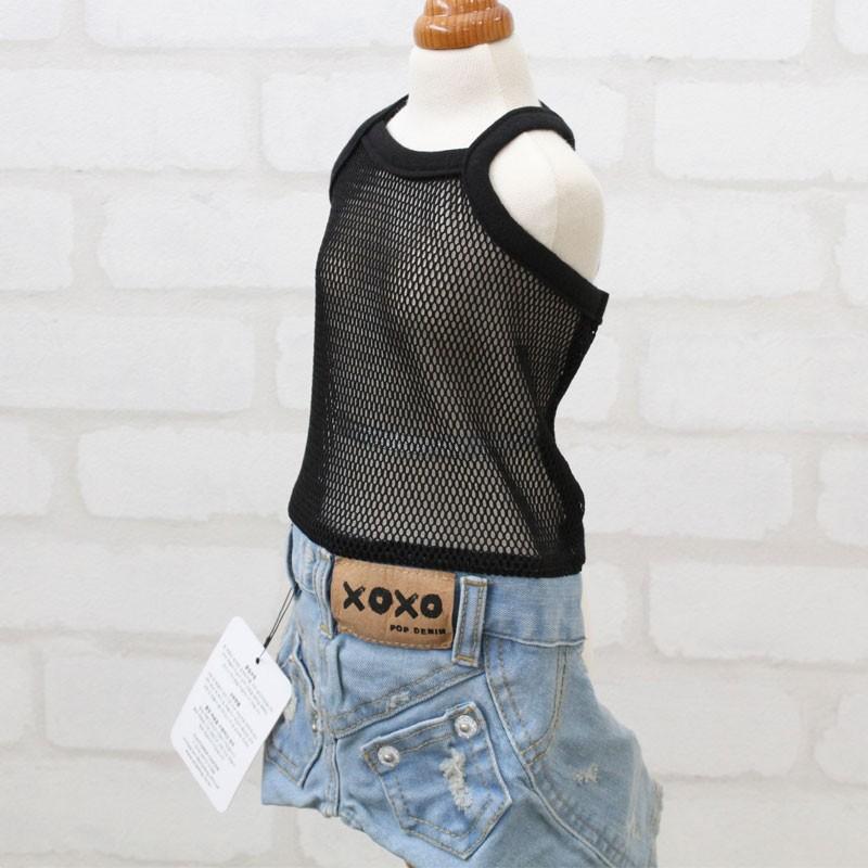 POPDOG 犬の服 Denim Pants No.328 ポップドッグ デニムパンツ|leciel-shop|02