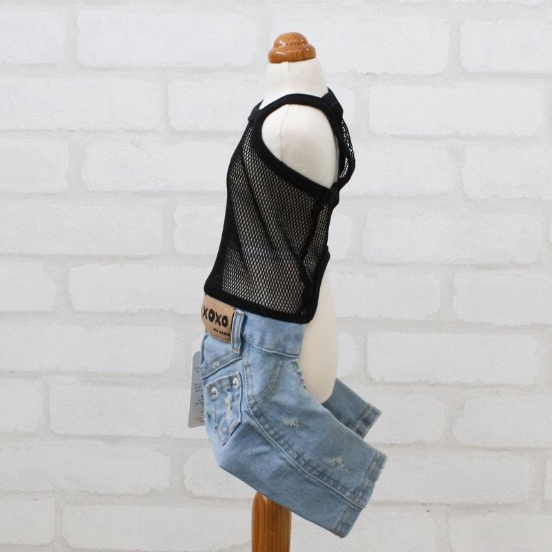 POPDOG 犬の服 Denim Pants No.328 ポップドッグ デニムパンツ|leciel-shop|03