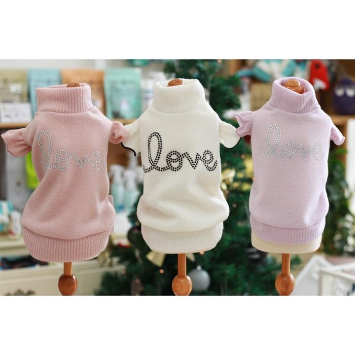 POPDOG 犬の服 Crystal Love Tank ポップドッグ|leciel-shop|02