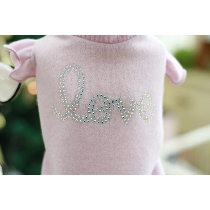 POPDOG 犬の服 Crystal Love Tank ポップドッグ|leciel-shop|03