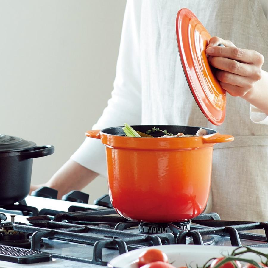 ココット・エブリィ 18 公式 ルクルーゼ ル・クルーゼ るくるーぜ LECREUSET 鍋 両手鍋 IH対応 lecreuset-japon 11