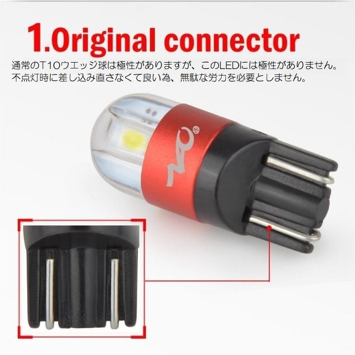 スバル XV LED ナンバー灯 ライセンスランプ GT3.7系 (H29.5-) 3030SMD 300LM 6000k ホワイト 車検対応|led-luce|03