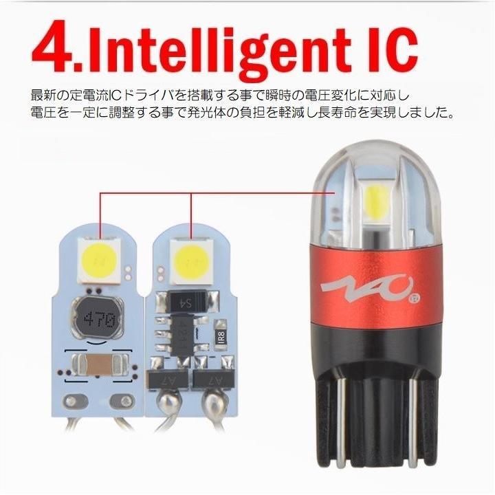 スバル XV LED ナンバー灯 ライセンスランプ GT3.7系 (H29.5-) 3030SMD 300LM 6000k ホワイト 車検対応|led-luce|06
