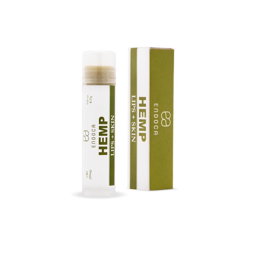 CBD リップamp;スキン 20mg Endoca エンドカ lips skin オーガニック 美品 リップクリーム 特価 オイル 安全 ギフト スキンケア cbdクリーム 効果
