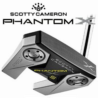 スコッティキャメロン 2019 ファントム X 5 パター