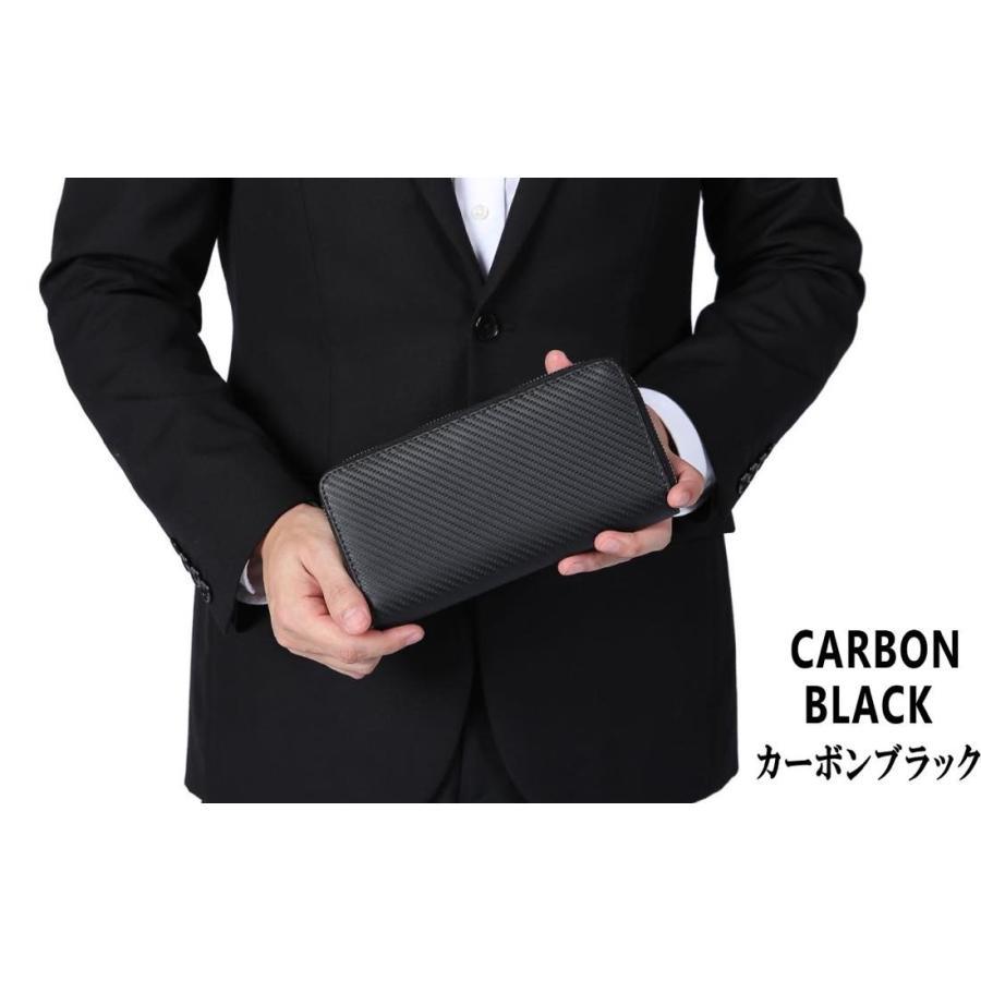 長財布 メンズ レディース 本革 コインスルー ギャルソン 財布 カード28枚収納 ガバッと開いて使いやすい BOX型小銭入れ レガーレ|legare-factory|15