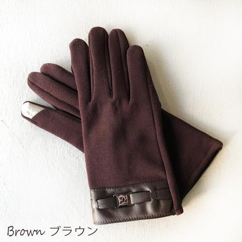 手袋 冬 スマホ レディース おしゃれ あったか 裏起毛 黒 グレー クリーム ブラック ウィルス対策 legicajeana 08