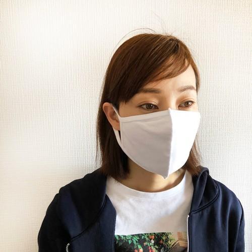 マスク 洗える 在庫あり 布 ふんわりニット生地 夏 3D 立体 綿 コットン 風邪 花粉 対策 個包装 子供 大人用 涼しい legicajeana 13