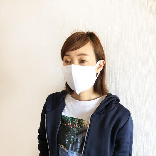 マスク 洗える 在庫あり 布 ふんわりニット生地 夏 3D 立体 綿 コットン 風邪 花粉 対策 個包装 子供 大人用 涼しい legicajeana 14