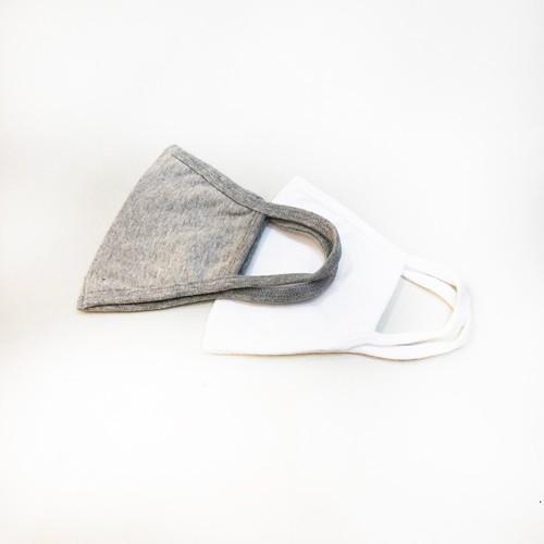 マスク 洗える 在庫あり 布 ふんわりニット生地 夏 3D 立体 綿 コットン 風邪 花粉 対策 個包装 子供 大人用 涼しい legicajeana 15
