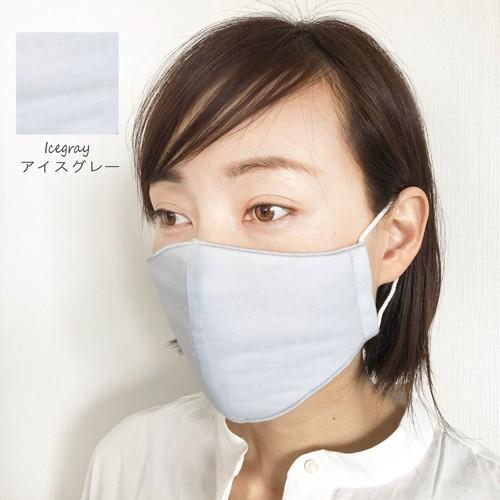 夏用 マスク 日本製 涼しい 洗える 夏対策 女性 冷感 在庫あり 布マスク おしゃれ 大人 3D 立体 綿 コットン 生地 対策 個包装 ガーゼ|legicajeana|12