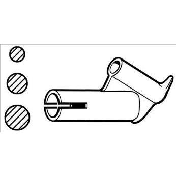 ライスター・スピード溶接丸型ノズル(シングル棒用)φ3用|leister|02