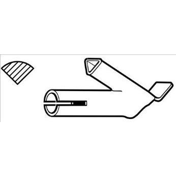 ライスター・スピード溶接三角ノズル(トリプル棒用)φ2用|leister|02