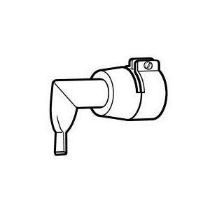 ライスター・トリアック型用平型ノズル 20mm巾 90°曲げ leister 02
