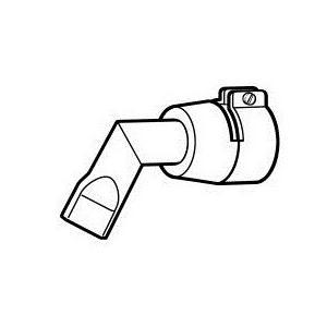 ライスター・トリアック型用平型ノズル 20mm巾 60°曲げ leister 02