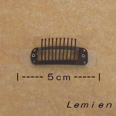 かつら用◆ワンタッチストッパー◆ウィッグヘアピン式|lemienshop