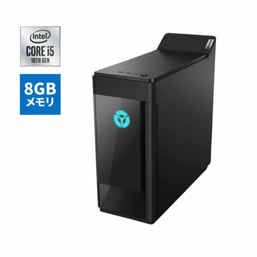 Lenovo ゲーミングPC Legion T550i:Core i5搭載 8GBメモリ 送料込 1TB HDD 256GB GTX Windows10 Officeなし SSD 出色 モニタなし GeForce NVIDIA 1650 SUPER