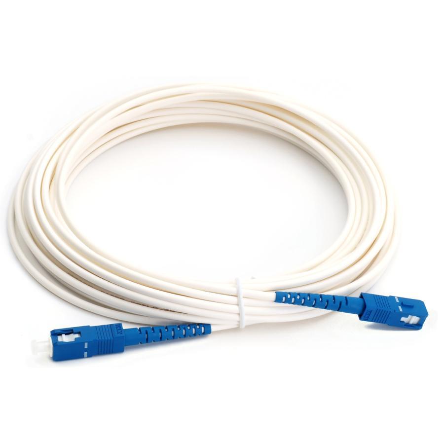 光ケーブル 8m 有名な 延長 宅内光配線コード SC-SCコネクタ ケーブル 光ファイバー 贈答