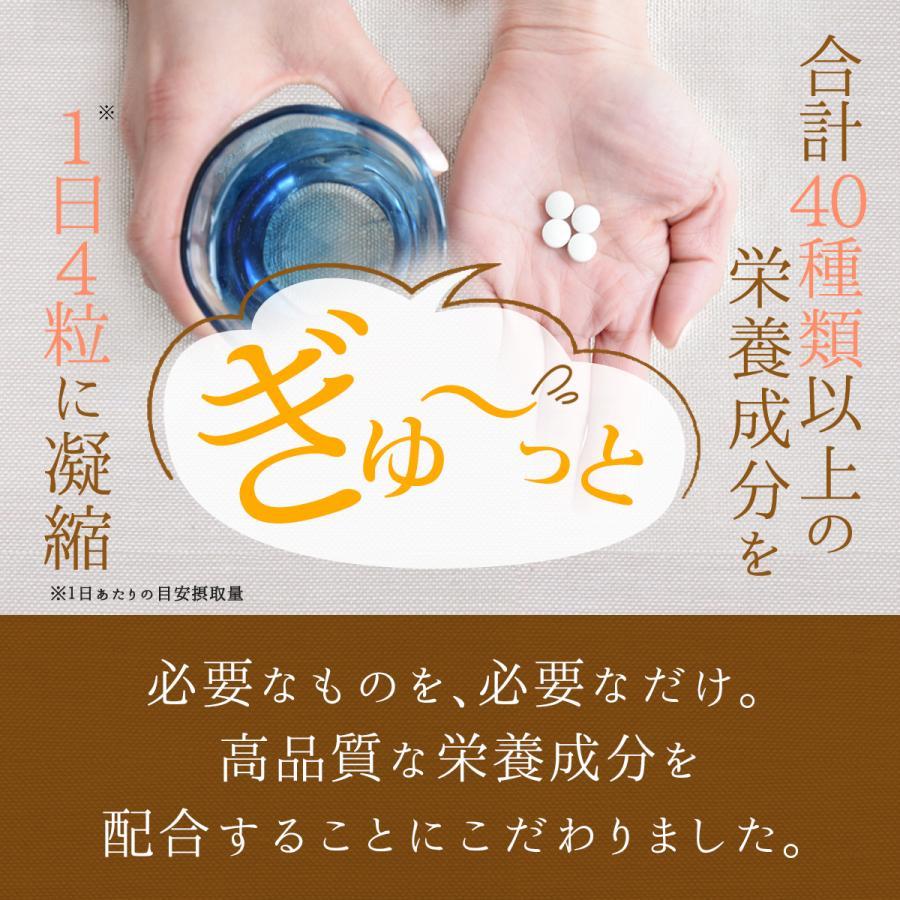 葉酸サプリ ママニック 単品 葉酸サプリメント 鉄分 ビタミン カルシウム 亜鉛 ミネラル 妊娠 妊活 アミノ酸 安心安全|levante|12