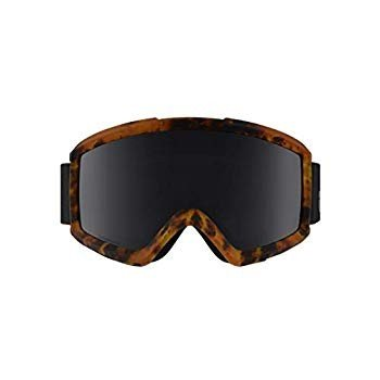 Anon Helix 2 Goggle with Spare Lens, Tort Frame Sonar Smoke Lens W19