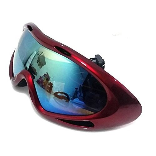 Young Adult, Teenager, Womens Skiing / Snowboarding Goggles with Anti