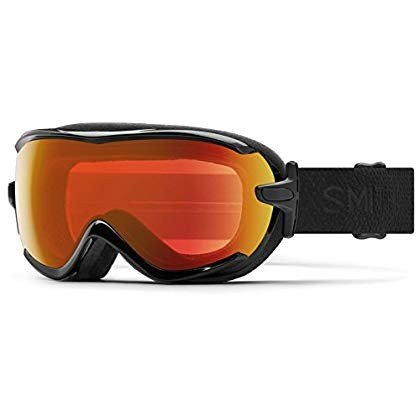 Smith Optics Women's Virtue Snow Goggles,黒 Mosaic Frame